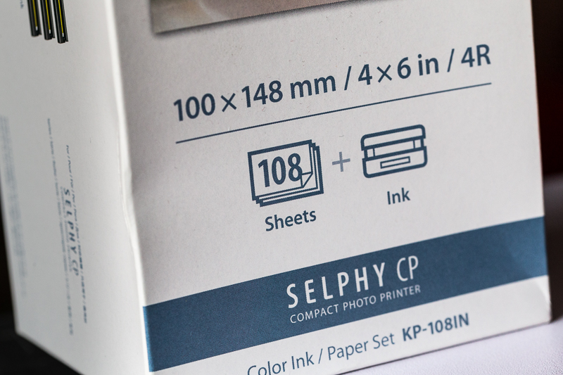 color ink paper set for canon selphy - Canon Selphy Color Ink Paper Set